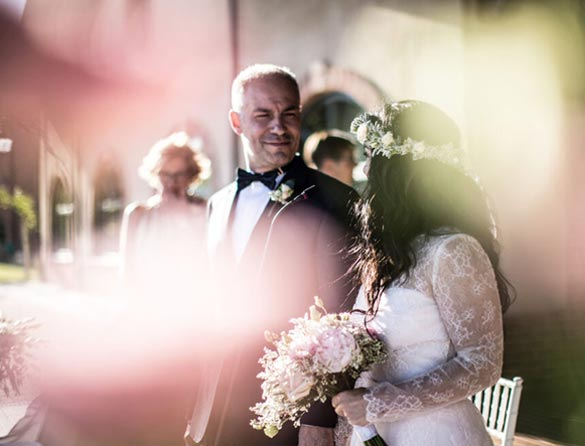 Eventi privati e matrimoni